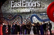 Man rings 999 to report a fight - in Eastenders