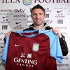 Keane to get started: Robbie ready for Villa debut against Everton