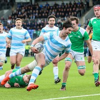 Powerful Blackrock set up mouthwatering Schools Cup decider with Belvo