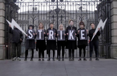 Here's how you can participate in the women's strike around Ireland, even if you have to work