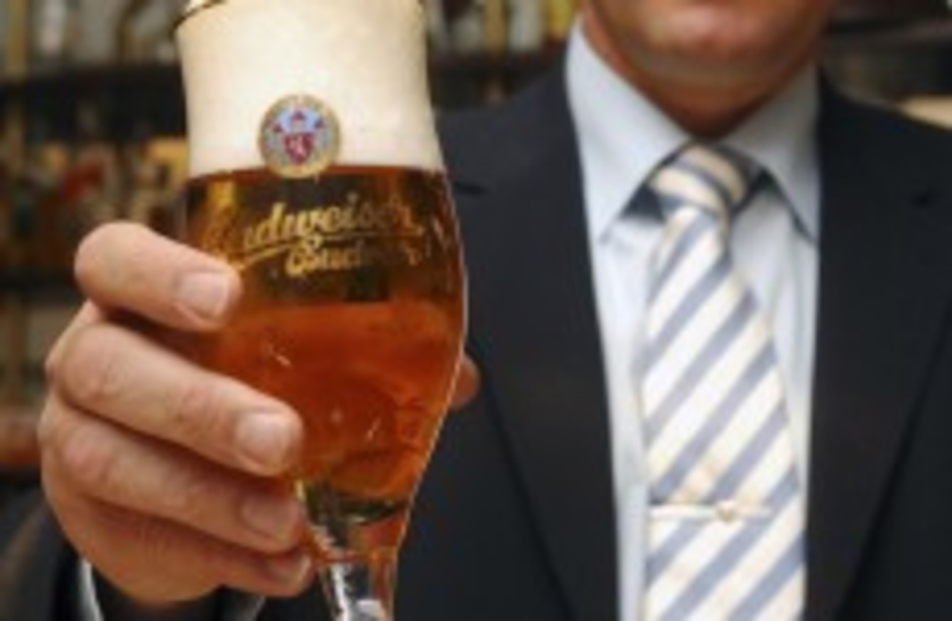 Budweiser buys Czech brewer in bid to seal control of