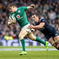 Schmidt set to retain Ringrose at 13 for Six Nations trip to Cardiff