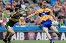 Clare senior ruled out for U21 footballers and in doubt for Ballyea's All-Ireland final