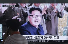 North Korea says it's launching missiles as training for real-life strikes on US bases