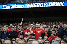 Man United fans told not to wear club colours in Russia