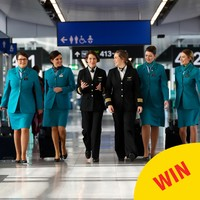 Aer Lingus has just released fantastic pictures of its all-female flight crew