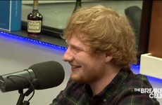 All the times Ed Sheeran has insisted on reminding us that he's had sex