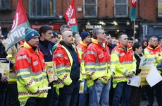 Dublin Fire Brigade 2-day strike called off as unions agree to meet council