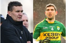 Working with a football hero in Kerry and preparing for a sellout clash in Tralee against Dublin