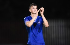 O'Connor keen to impress after sealing dream move to England