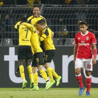Hat-trick hero Aubameyang comes good as Dortmund book place in Champions League last 8