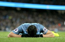 Man City's title challenge looks all but over after Stoke setback