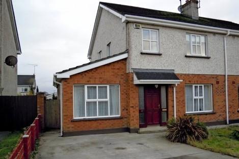 The house at Ardleigh Park, Mullingar, Co Westmeath