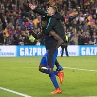Was Barca's triumph last night the greatest-ever footballing comeback?