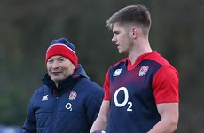 'He ran into my dog' - Jones provides mischievous update on Farrell injury scare