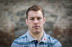 O'Brien happy with the 'dirty work' as he looks to hit his peak for Ireland
