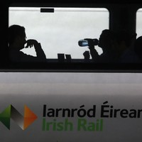 Two-hour delay on Dublin to Galway train line