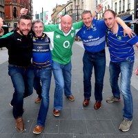 We'll Leave It There So: Ireland look to raise the roof and the rest of today's sport