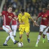 Man United leave Russia with precious away goal but tie remains in the balance