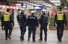 Five injured in axe attack at Dusseldorf's main train station in Germany