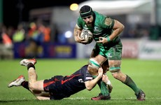 Two Connacht players narrowly escape axe attack at Dusseldorf's main train station