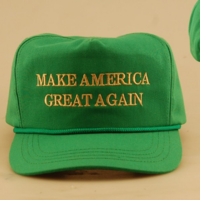 Donald Trump's St. Patrick's Day hat has been pulled from his website