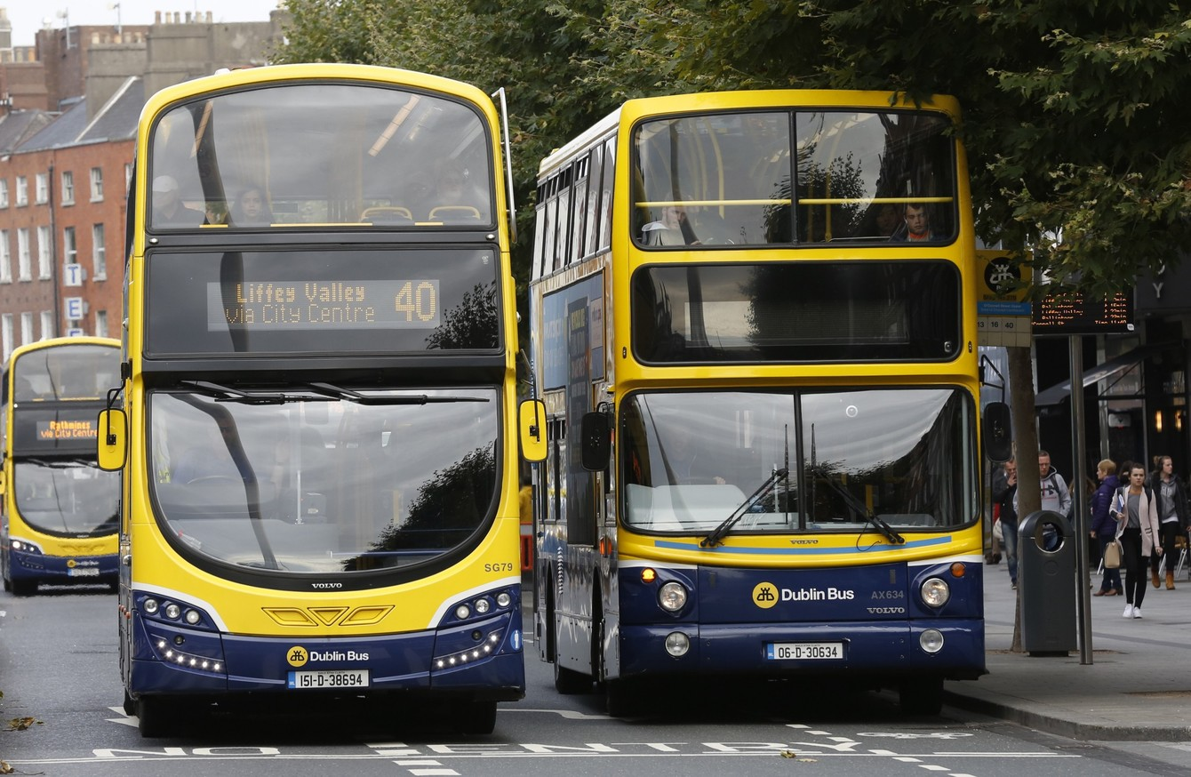 Man wins damages after claiming Dublin Bus ruined his family trip to