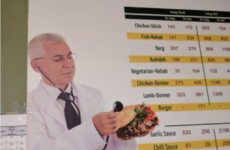 What's the deal with that 'kebab doctor' in Zaytoon?