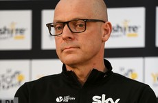 Sky boss Brailsford won't quit as review damns British Cycling