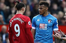 Howe defends 'gentle giant' Mings over ban for Ibrahimovic stamp