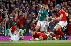 Ireland's Six Nations title hopes sink after frustrating defeat in Cardiff