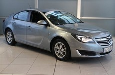 DoneDeal of the Week: This Opel Insignia saloon is a classy cruiser with low running costs