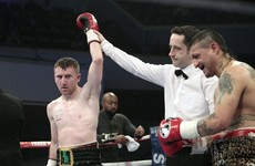 Barnes earns comfortable victory in second professional bout