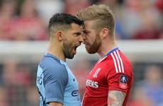 Silva and Aguero fire City into FA Cup semi-finals