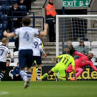 WATCH: Daryl Horgan scores his second goal for Preston North End