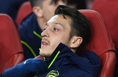 Ozil: My Arsenal future does not depend on Wenger