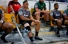 Dagg among a number of All Blacks injured with Lions on the horizon