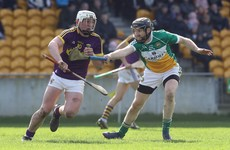 Wexford clinch Division 1A promotion with fourth straight win in Tullamore