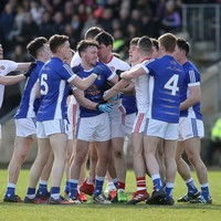 Tyrone power to top of Division 1 as strong second half performance blows Cavan away