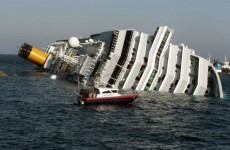 Two detained over sinking of cruise ship off Italian coast