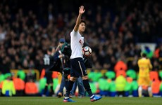 Alleged racist abuse of Spurs forward Son condemned by Millwall boss Harris