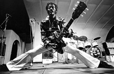 Sitdown Sunday: How Chuck Berry invented rock n'roll