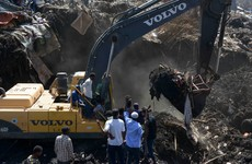 46 dead after landslide at Ethiopian rubbish dump