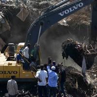 46 dead after landslide at Ethiopian rubbish dump