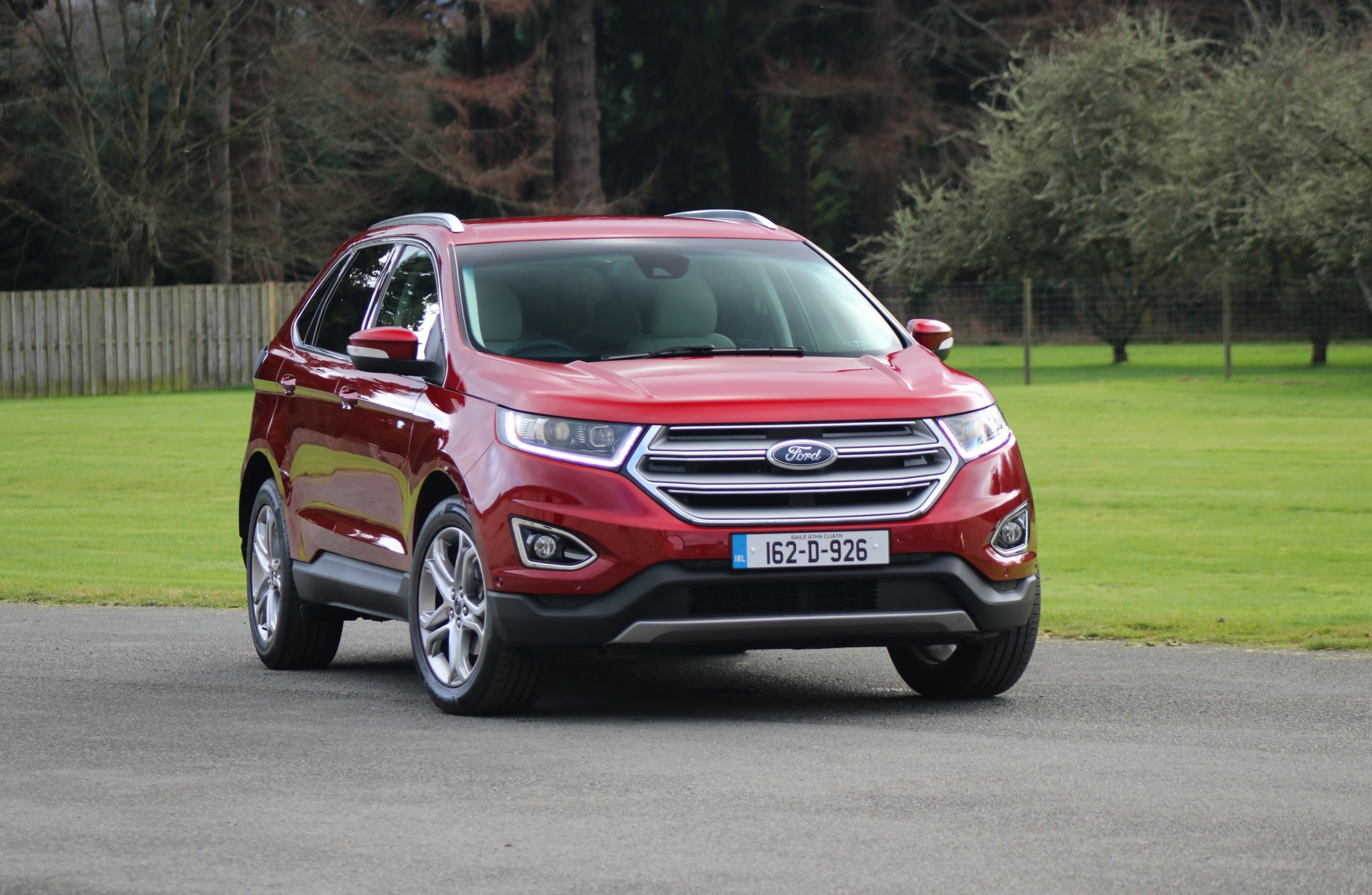 Review The Ford Edge Suv Has A Premium Price Tag So Can It Match Its Premium Rivals