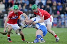 'People thought he'd never play hurling again' - Cahalane's Cork return after heart problem