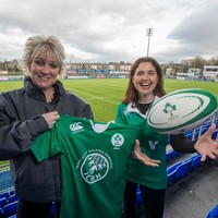 Ireland to don homelessness charity logo for Grand Slam showdown with England