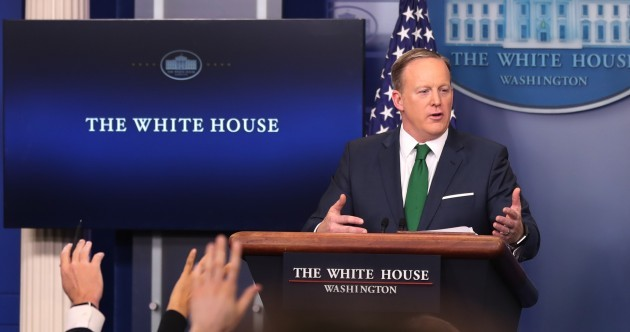 Hostility between White House and press makes reporters dogged for the truth