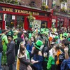 Lock-down: Private security to man 40 access points at Temple Bar on Paddy's Day