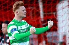 Shaw on the double as Shamrock Rovers come away from Galway with the points